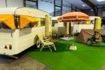 Rétro Passion Rennes 2015 - Caravane, ambiance congés payés