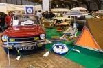 Rétro Passion Rennes 2015 - Simca 1501, ambiance congés payés