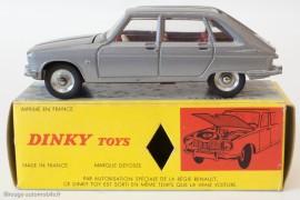 """Dinky Toys réf. 537 - Renault 16 - """"autorisation Régie Renault"""""""