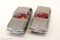 Dinky Toys réf. 537 - Les Renault 16 française et espagnole