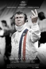 """Affiche du film """"McQueen: The Man & Le Mans"""""""