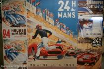 Musée des 24 Heures - Circuit de la Sarthe - affiches