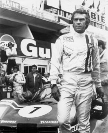 """McQueen: The Man & Le Mans"""