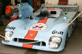 Mirage Gulf GR8 (ici à Le Mans Classic 2012)