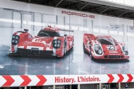 24 Heures du Mans 2015 - Porsche pour l'histoire