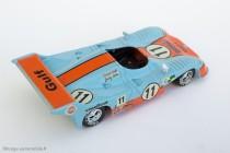 Solido n°38 - Mirage Gulf vainqueur 24 Heures du Mans 1975