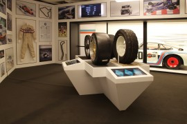 Expo 70 ans Merckx - Ickx / crédit organisateur
