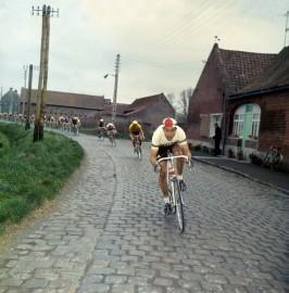 Eddy Merckx, la course en tête - expo 70 ans Merckx - Ickx / crédit organisateur