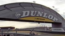 24 Heures du Mans, passerelle pneu Dunlop actuelle