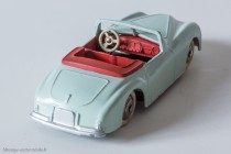 Dinky Toys réf. 24S - Simca 8 Sport - variante 3, pare-brise épais