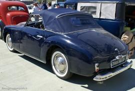 Simca 8 Sport cabriolet 1950