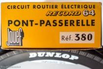 Passerelle Dunlop - Jouef Record 64 réf. 380