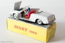 Dinky Toys réf. 528 - Peugeot 404 cabriolet Pininfarina