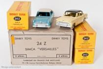 Dinky Toys 24Z - Simca Versailles - Neuf Boite et sur-boite