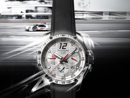 Montre Chopard Superfast Chrono Porsche 919 (photo Chopard)