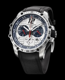 Montre Chopard Superfast Chrono Porsche 919 Jacky Ickx édition (photo Chopard)