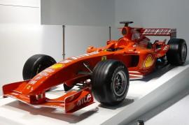 Ferrari F2007 - Championne du Monde