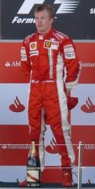 Kimi Raïkkönen - Champion du Monde de F1 en 2007