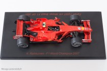Ferrari F2007 - Red Line Models RL148
