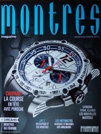 Montres magazine septembre-octobre 2015