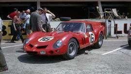 Ferrari 250 GT Breadvan - 24 Heures du Mans 1962