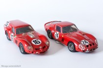 Ferrari 250 GT Breadvan - Provence Moulage & Ferrari 250 GTO - AMR