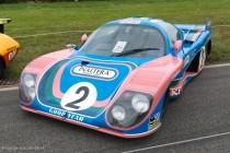 Le Jour J 70 à Lohéac - Inaltéra Rondeau, Ragnotti 4ème des 24 Heures du Mans 1977