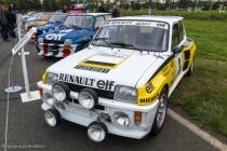 Le Jour J 70 à Lohéac - Renault 5 Turbo, Ragnotti Tour Auto 1984