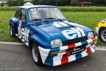 Le Jour J 70 à Lohéac - Renault 5 Turbo