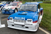 Le Jour J 70 à Lohéac - Renault 5 Turbo 2 Production, Renault remporte le Championnat en 1987 avec Comas, Bousquet et Ragnotti