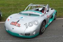 Le Jour J 70 à Lohéac - Renault Spyder Trophy de Ragnotti en 1996