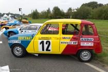 Le Jour J 70 à Lohéac - Renault 4L Cross, Ragnotti s'amuse