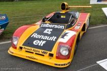 Le Jour J 70 à Lohéac - Renault Alpine A442, Ragnotti 4ème des 24 Heures du Mans 1978