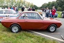 Le Jour J 70 à Lohéac - Lancia Fulvia