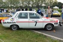 Le Jour J 70 à Lohéac - Renault 12 Gordini, 15ème Monte Carlo 1973