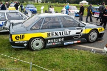 Le Jour J 70 à Lohéac - Renault 21 Turbo 4x4 Super Production, Ragnotti Champion de France 1988