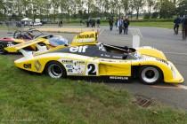 Le Jour J 70 à Lohéac - Renault Alpine A442 Turbo vainqueur des 24 Heures du Mans 1978 avec Pironi - Jaussaud