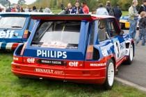 Le Jour J 70 à Lohéac - Renault 5 Maxi Turbo , Ragnotti vainqueur du Tour de Corse 1985