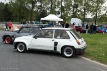 Le Jour J 70 à Lohéac - 70 Renault 5 Turbo pour 70 bougies, la Turbo 2