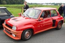 Le Jour J 70 à Lohéac - 70 Renault 5 Turbo pour 70 bougies, la première version