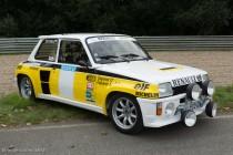 Le Jour J 70 à Lohéac - 70 Renault 5 Turbo pour 70 bougies