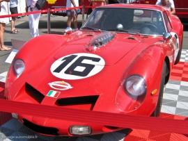 Ferrari 250 GT Breadvan - Le Mans Classic 2010