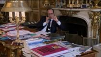 """François Hollande et ses Dinky Toys - extrait France 3 """"A l'Elysée, un temps de président"""""""