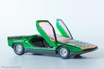 Alfa Romeo Carabo Bertone - Solido réf. 172