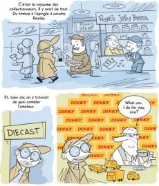 Mes Dinky par Rémy Simard - Editions La Pastèque - Page 50