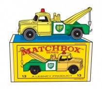 Mes Dinky par Rémy Simard - Illustration Matchbox series