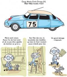 Mes Dinky par Rémy Simard - Editions La Pastèque - Page 71
