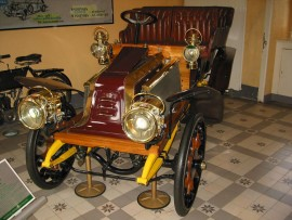 Corre 1904 - Musée automobile Henri Malartre de Rochetaillée