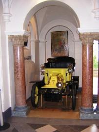 De Dion Bouton - Musée automobile Henri Malartre de Rochetaillée