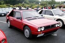 Lancia Delta S4 en version route construite à 200 exemplaires